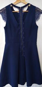 Dina Be royal blue dress
